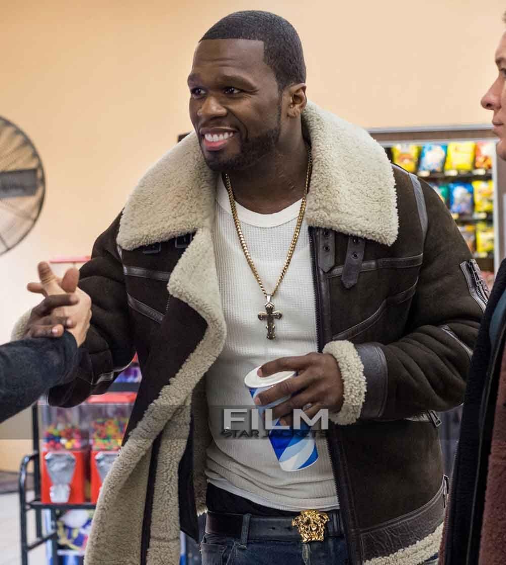 50 Cent Fur Jacket 50 Cent Power Jacket Fur Jacket Jackets Fur