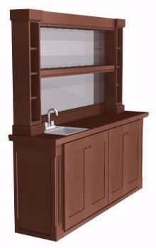 Home Bar Plans   Easy Designs To Build Your Own Bar   Classic