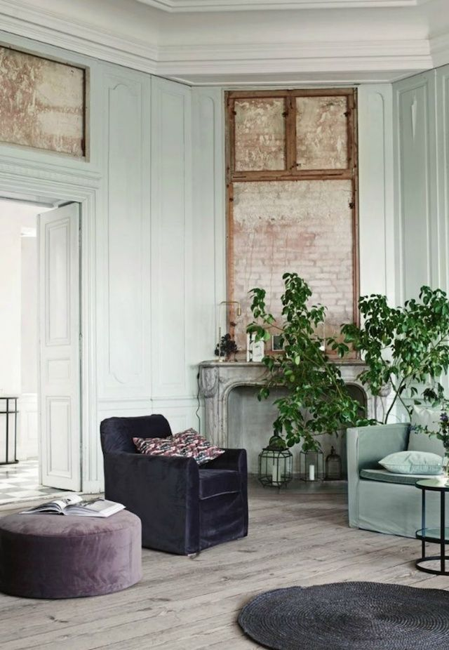 this danish castle mixes old world style and scandinavian minimalism and it is fantastic