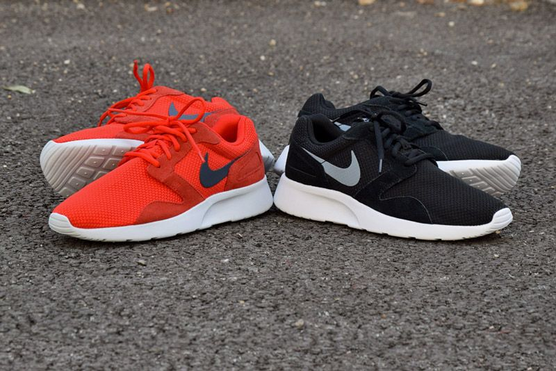 Nike Kaishi Black & Red Shoe Game Pinterest Air max
