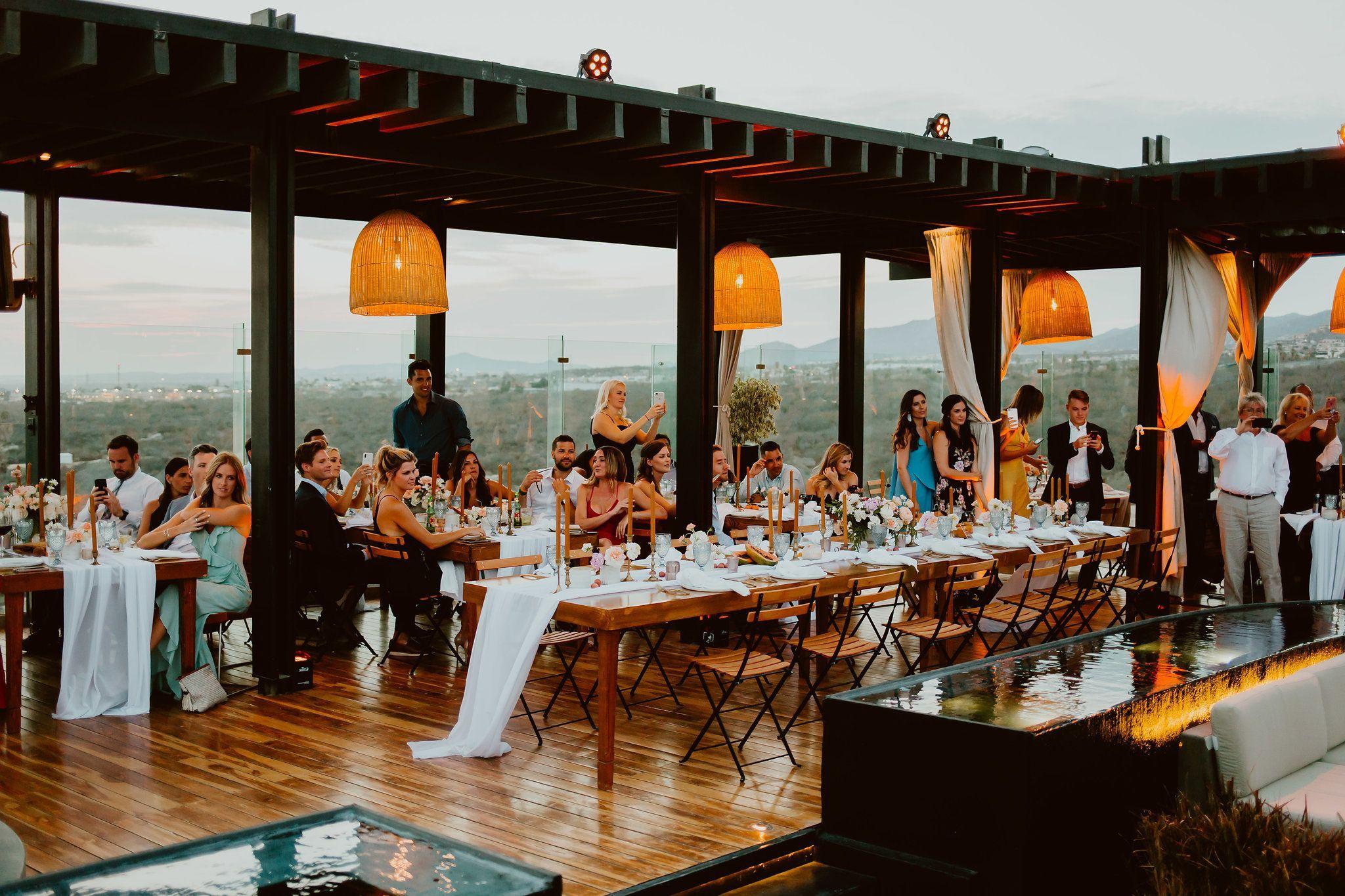 The Cape Wedding Venue in Cabo San Lucas, Mexico Dana