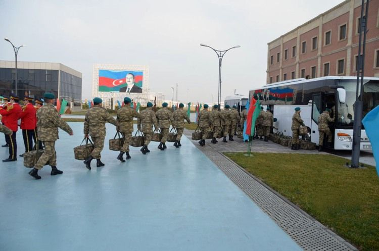 əfqanistandaki Azərbaycan Ordusu Tərkib Nə Qədər Artdi Novator Az Street View Scenes Views