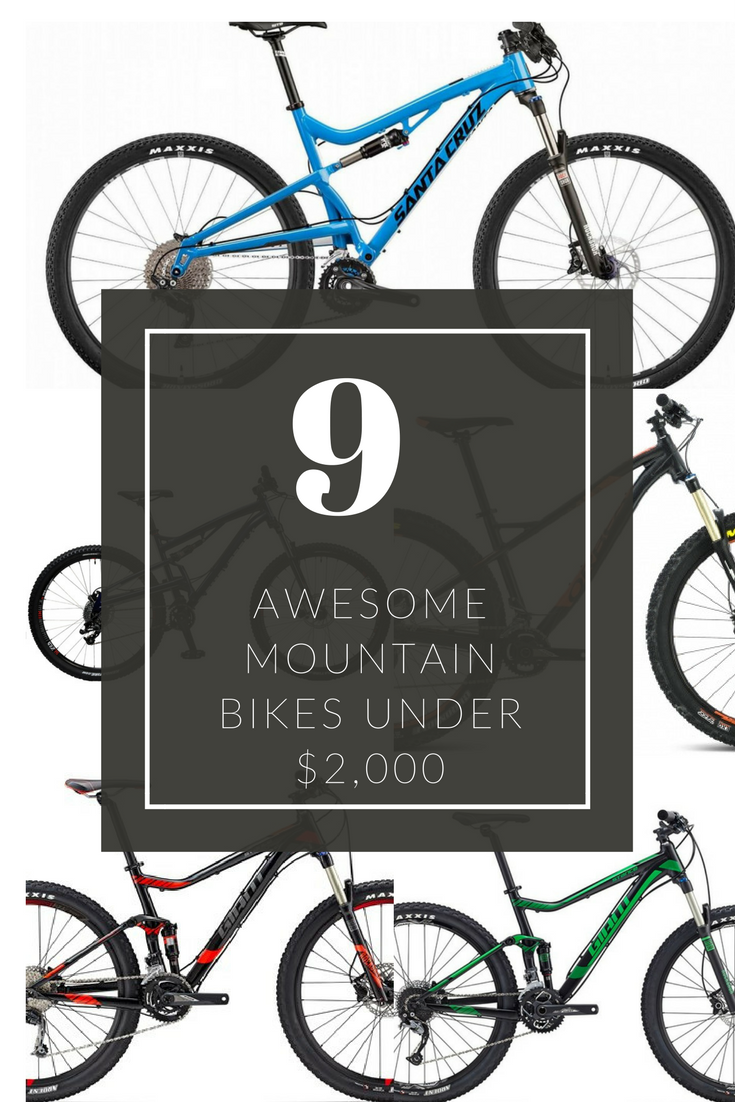 Huck For Less 10 Awesome Mountain Bikes Under 2 000 2020