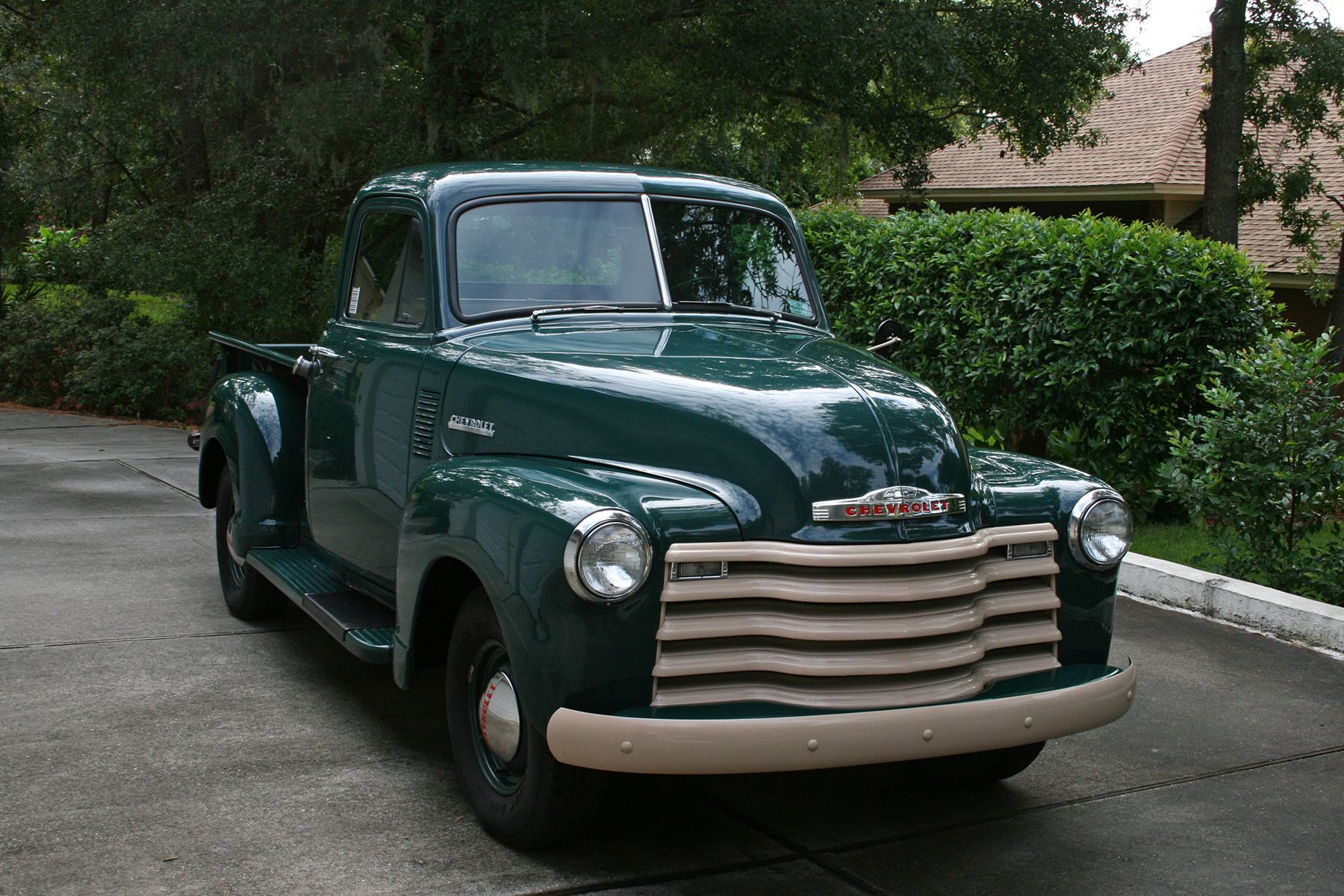 ||siteturboimagehost@!!!@ 1953 Chevrolet Pickup | 1953 Chevrolet 1/2 ton Pickup Truck | รถ นิยม |  Pinterest | Pickup trucks and Trucks