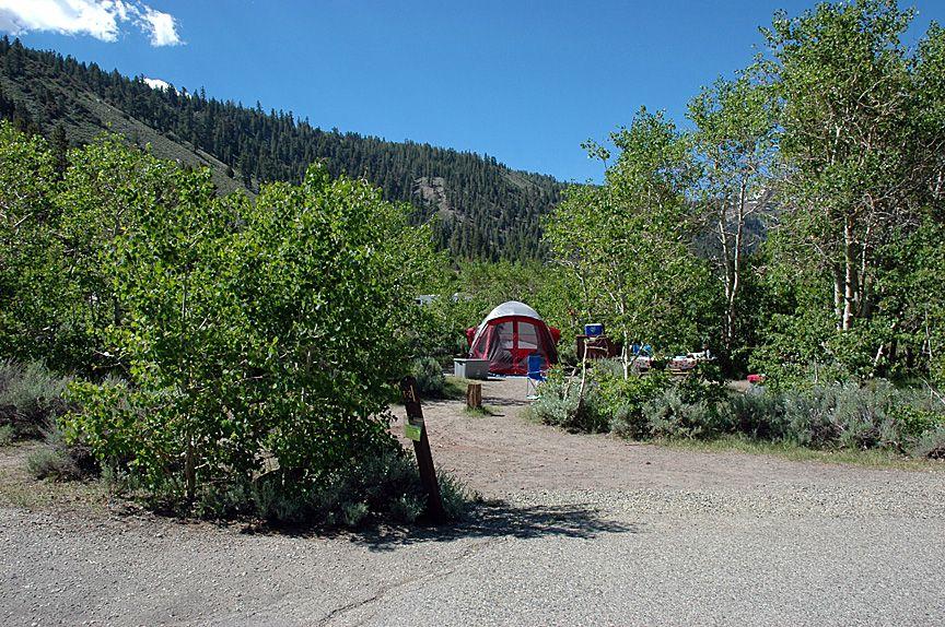June lake tent june lake mammoth lakes camping guide