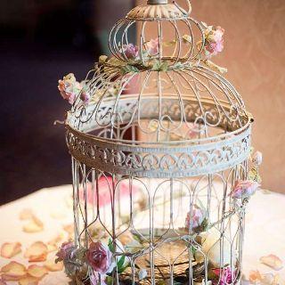 Pretty And Shabby Vogelkooi Decoratie Vogelkooi Decoratie