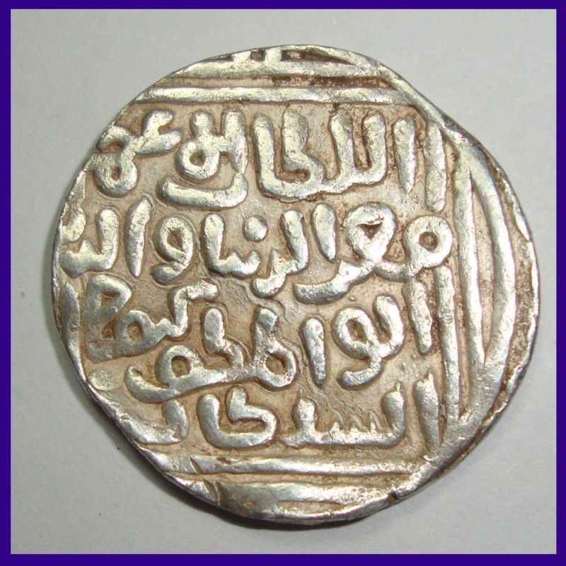 1878 unc victoria empress one rupee silver coin british