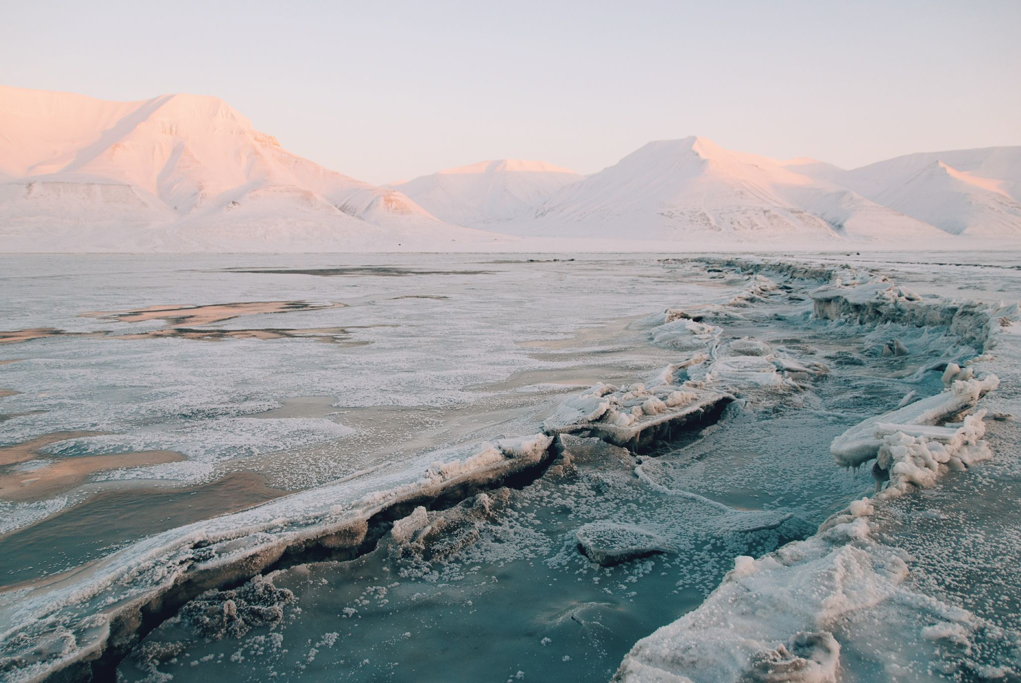 Svalbard is about midway between continental Norway and the North Pole / photo by Ingeborg Klarenberg