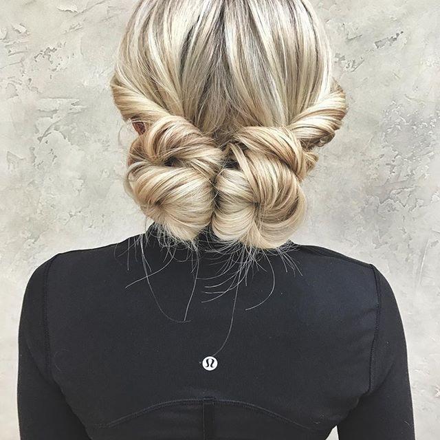 braids buns and more on mrsjmasdog updos with braids pinterest peinados recogidos y cabello - Recogidos Informales Pelo Rizado