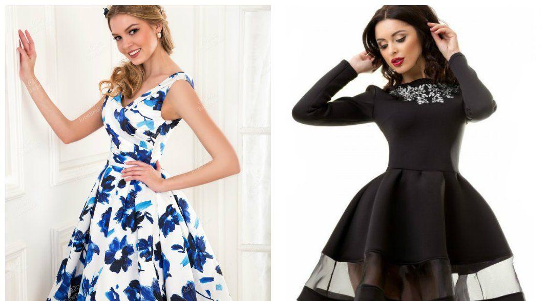 Les dernieres robes a la mode