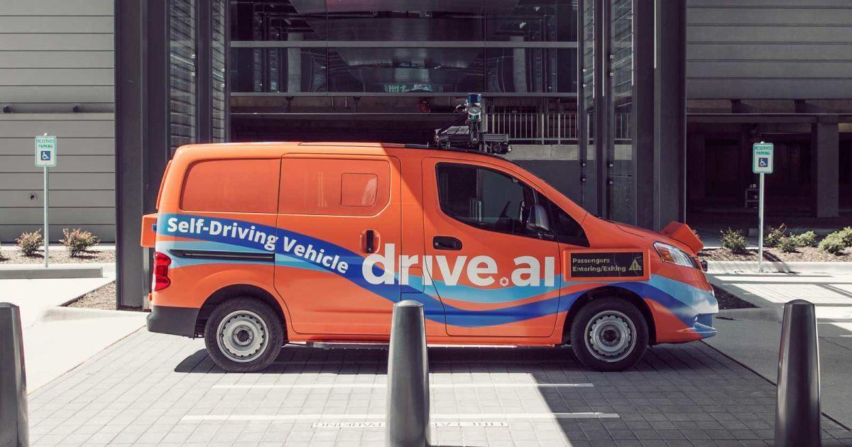 Drive.ai to launch first autonomous ridehailing service