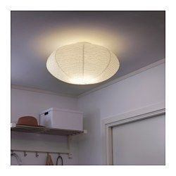 Solleftea Ceiling Lamp White White Ikea Ceiling Lamp White Ceiling Lamp Bedroom Ceiling Light