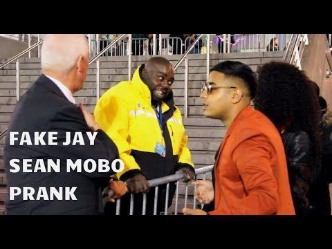 Fake Jay Sean Pranks His Way Into MOBO Awards