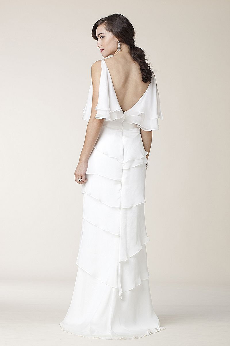 Price In Store In Ottawa At Luxe Store Poppy Wedding Dress Backview Amy Kuschel Bride Wedding Dresses Dresses Gowns