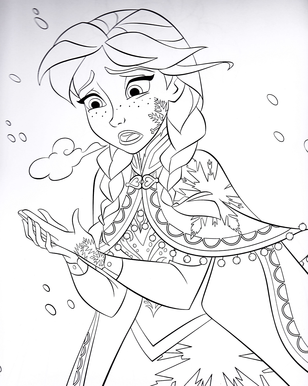 Ausmalbilder Frozen Elsa : Frozen Ausmalbilder Malvorlagen Zeichnung Druckbare N 64 Bilder