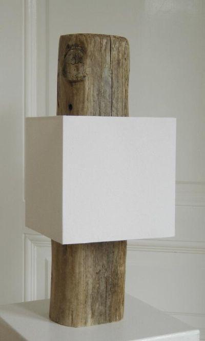 Treibholzlampen und objekte elke paus licht in 2019 lampen treibholz lampe und holz - Wandlampe holz basteln ...