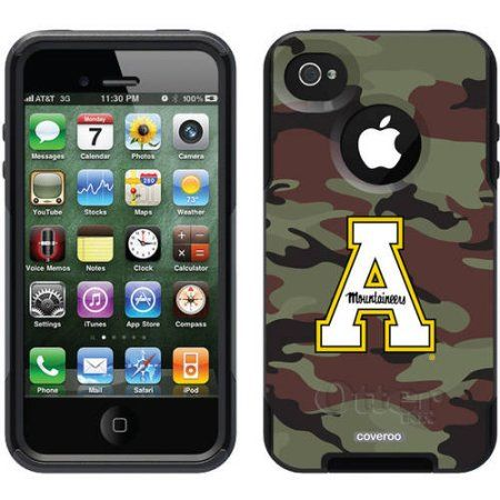 OtterBox Commuter Series University (A-K) Case for Apple iPhone 4/4s