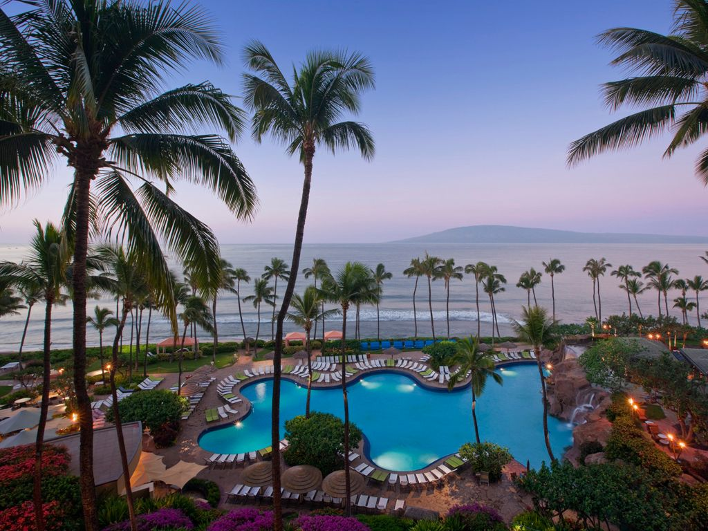 Hyatt Regency Maui - So much to do!