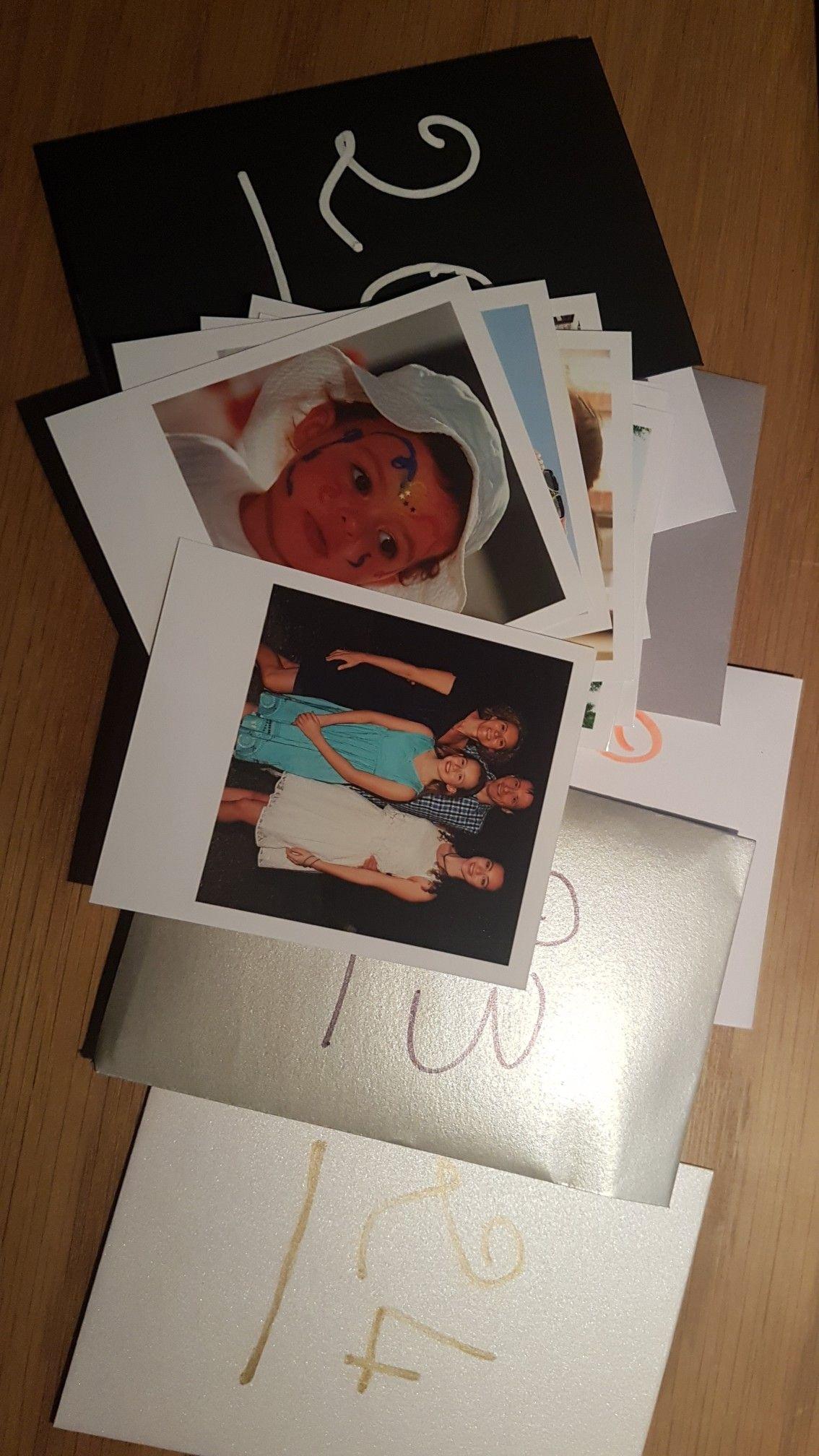 Calendrier De L'avent Cheerz : calendrier, l'avent, cheerz, Calendrier, Avent, Polaroid, #cheerz, L'avent,, Polaroid,