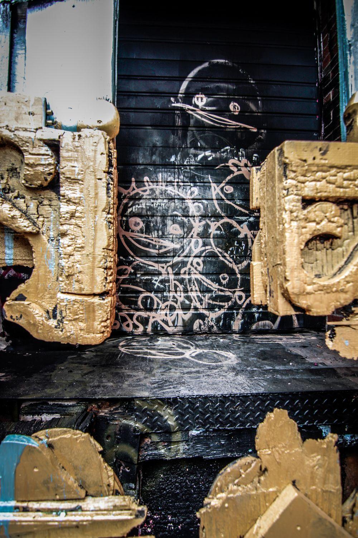 BASK | Detroit | D-bris