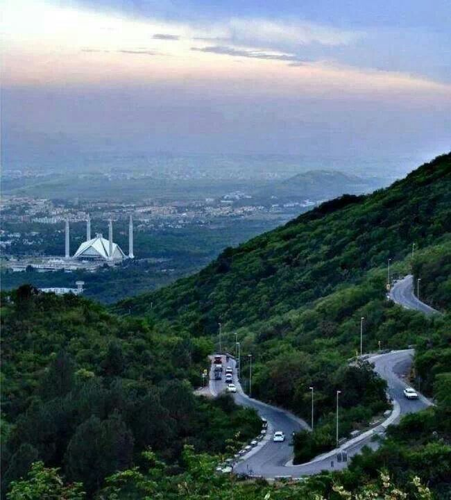 Beautiful Islamabad: Margalla Hills Islamabad.Pakistan