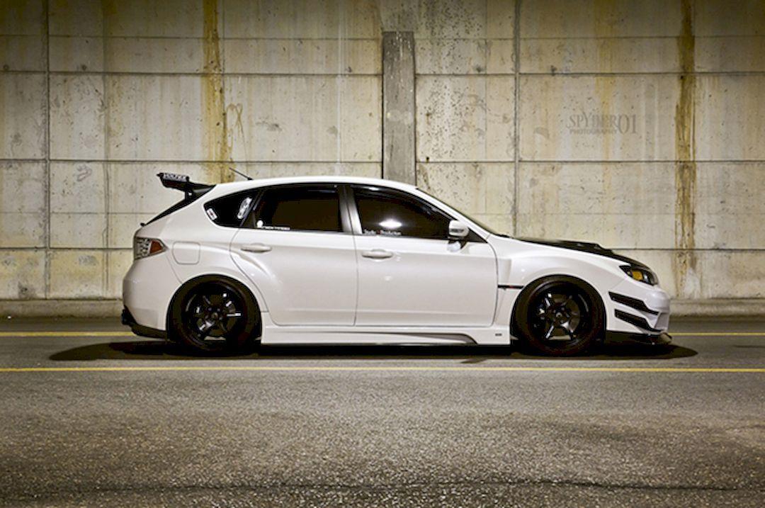 111 coolest subaru impreza wrx modifications badass car designs rh pinterest com