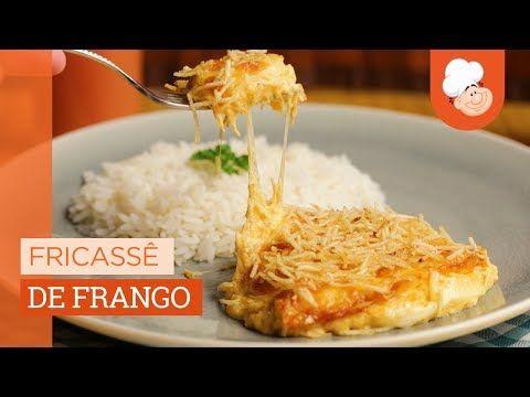 Fricasse De Frango Receita Receitas Fricasse De Frango Ideias