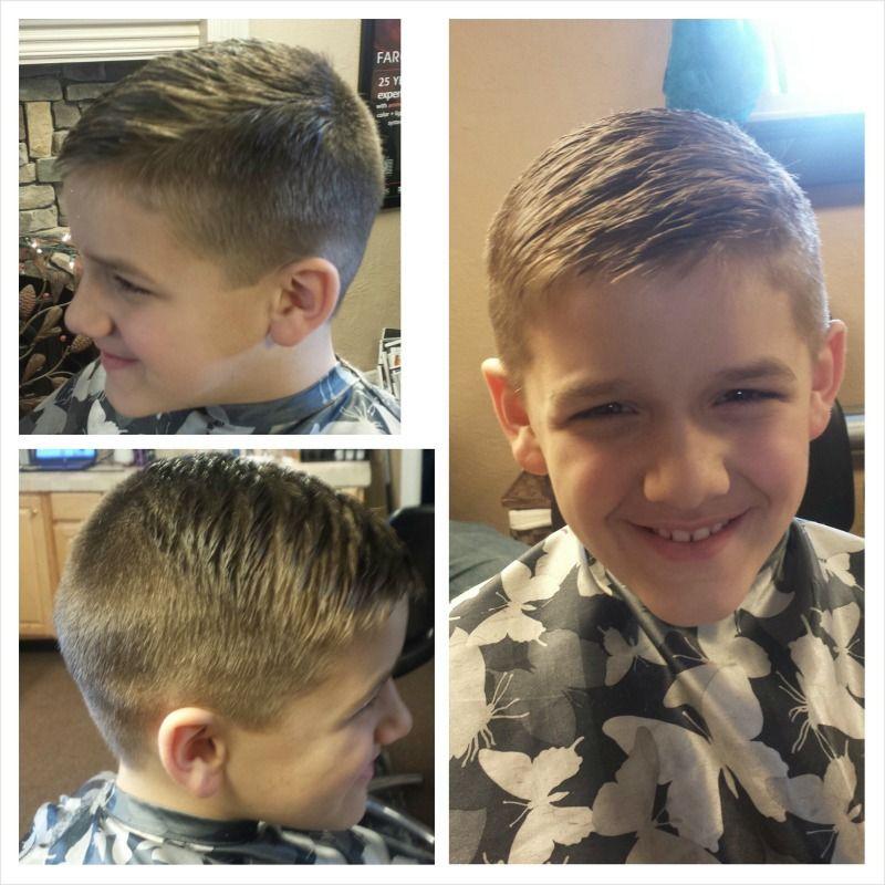 Boys Hair Cuts Our Beautiful Clients Hair Cuts Boy Hairstyles