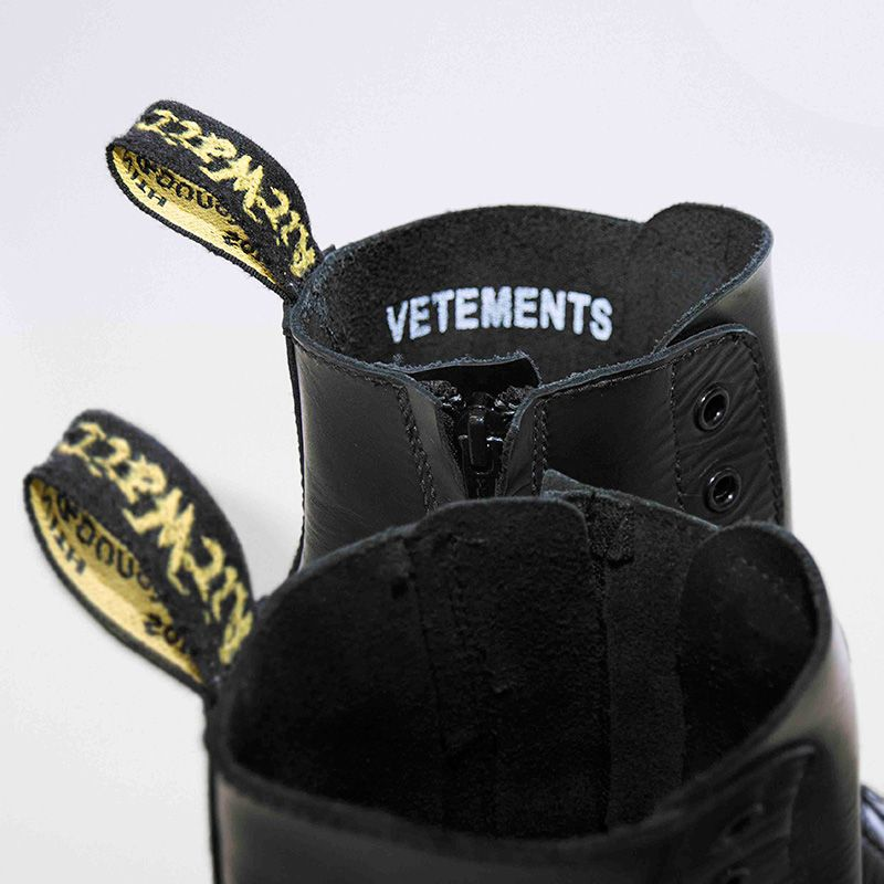 DR. MARTENS x VETEMENTS - Fucking Young!
