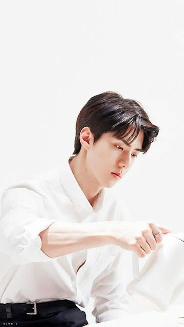 Cute Sehun New Wallpaper Collection | Latest EXO Sehun Wallpaper | WaoFam