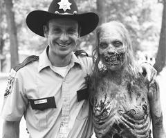 The Walking Dead   via Tumblr