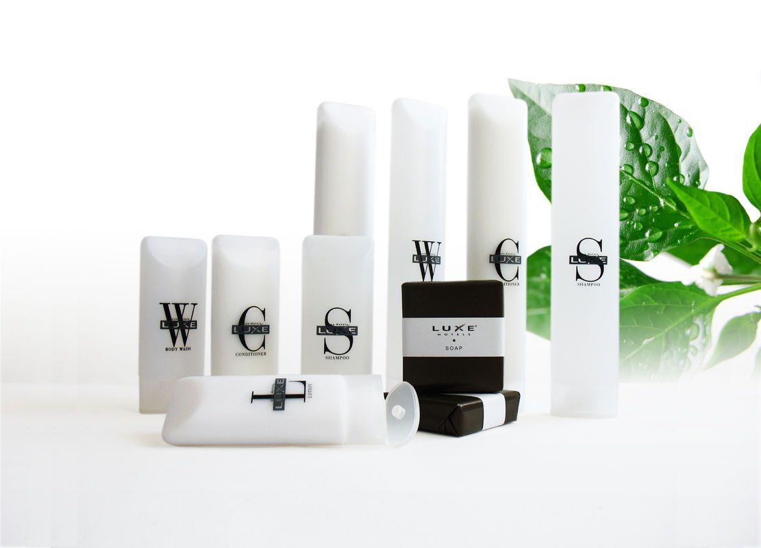 Luxury Hotel Bathroom Amenities
