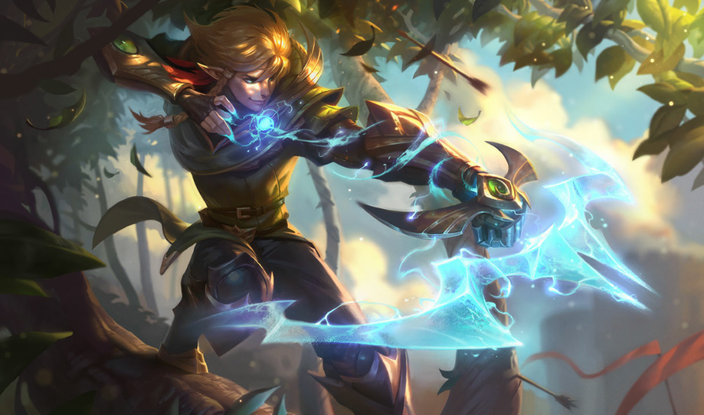 Ezreal | League of Legends in 2020 | Lol league of legends, League of legends characters, League of legends