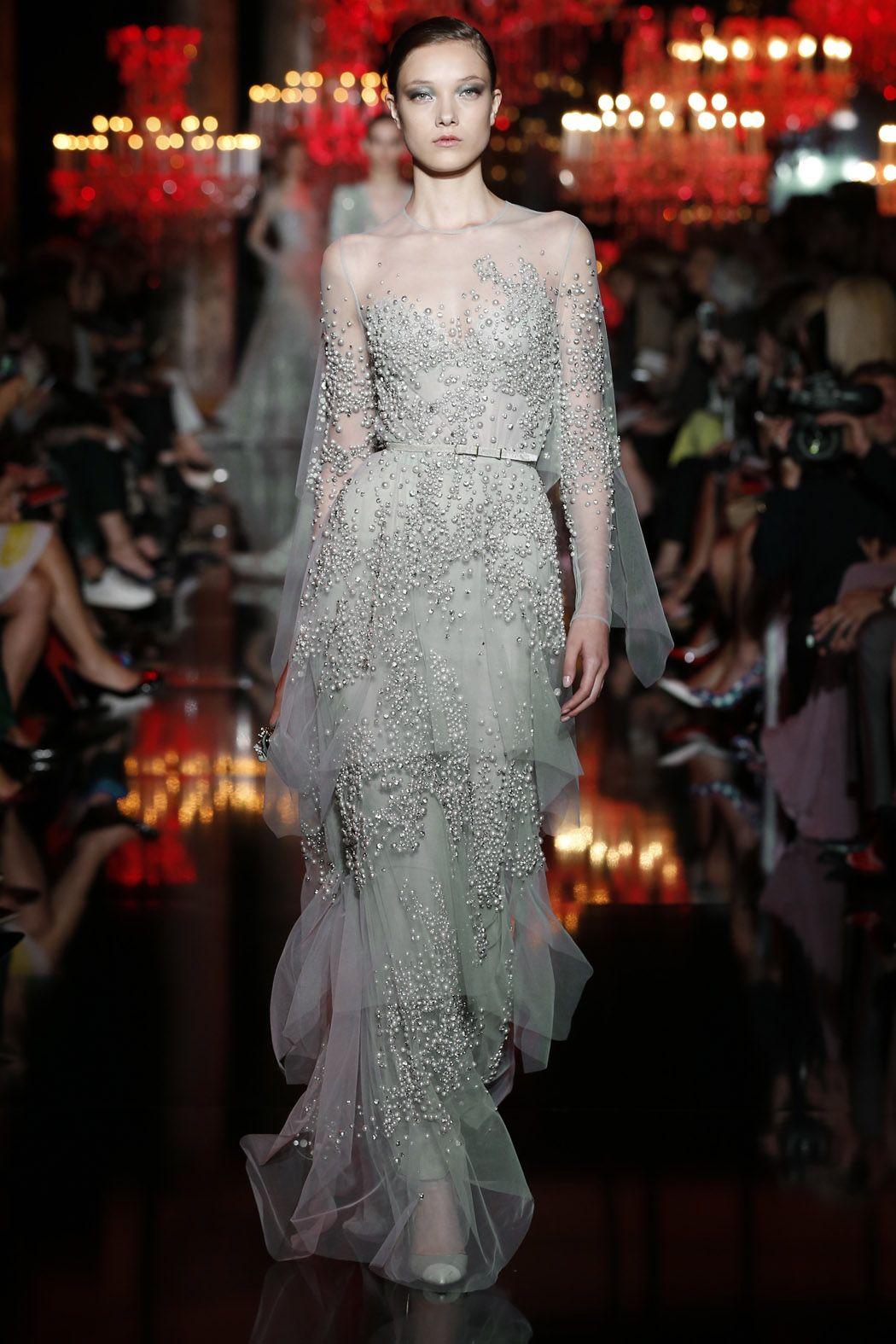 Elie saab fw couture vintage u couture pinterest couture