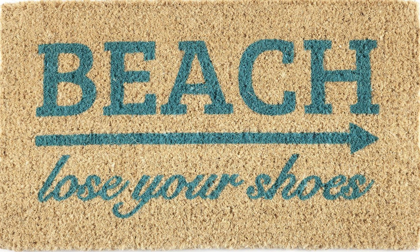 BEACH DOORMATS At BEACHFRONT DECOR! Check Out Our Complete Guide To Beach  And Coastal Themed Doormats For Your Beach Home.