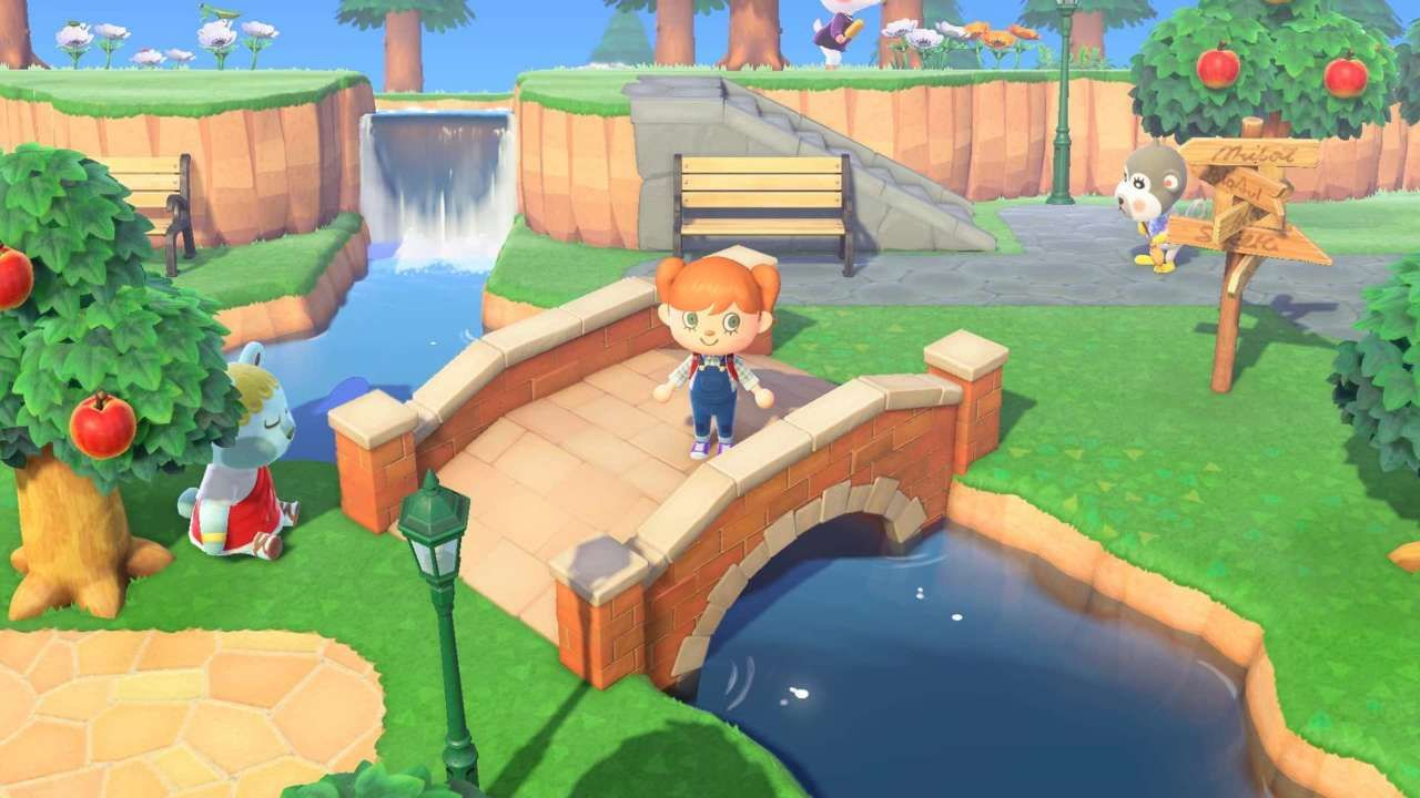 What Island Name Are You Using For Animal Crossing New