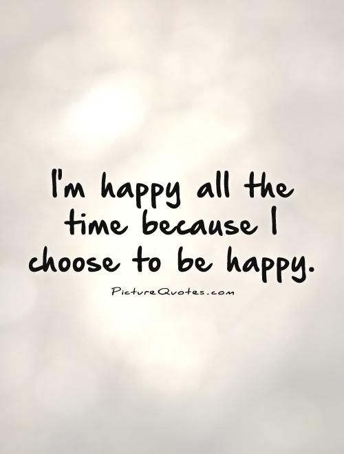 Im Happy Quotes Be Happy   Just Words  Pinterest