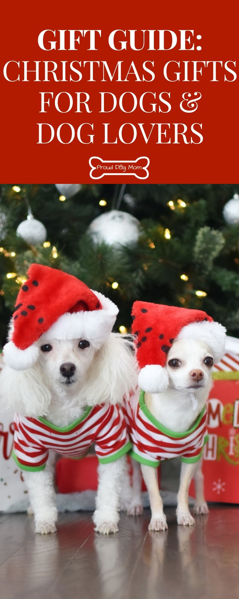Gift Guide: Christmas Gifts For Dogs & Dog Lovers