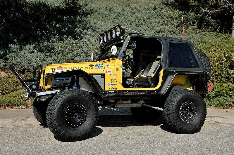 Metal Cloak Fenders Before And After Shots Page 30 Jeepforum Jeep Yj Jeep Tj Yellow Jeep