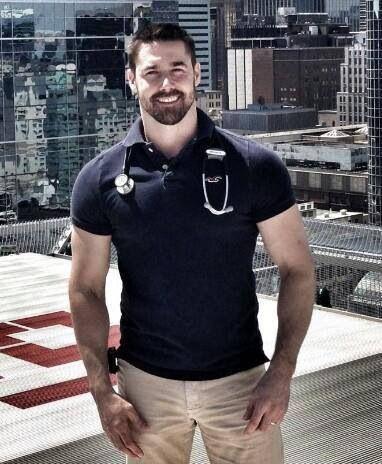 Hot gay doctor