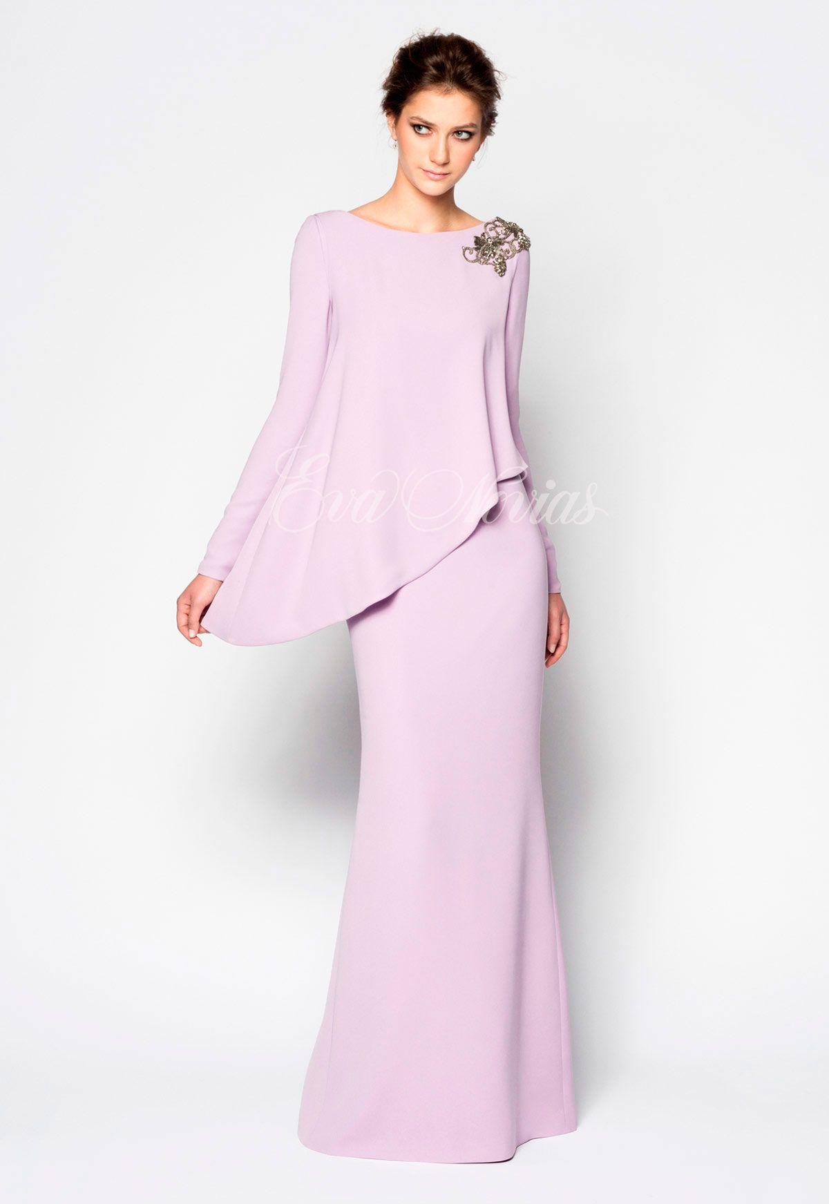Vestido de fista o madrina de la firma Victoria coleccion 2017 ...