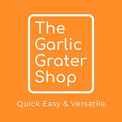 The Garlic Grater Shop garlic ginger nutmeg parmesan grater