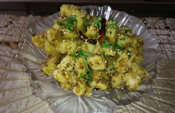til wale aloo recipe in hindi top indian til wale aloo recipe in hindi top indian food forumfinder Image collections