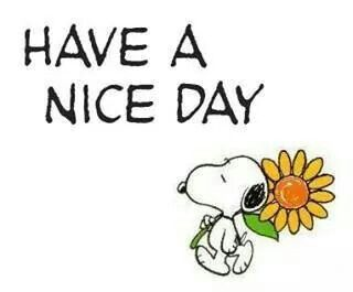 Have A Nice Day Snoopy Zitate Snoppy Und Charlie Brown