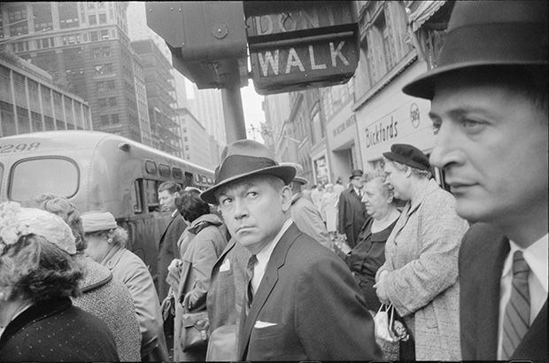 New York, ca. 1962, Garry Winogrand
