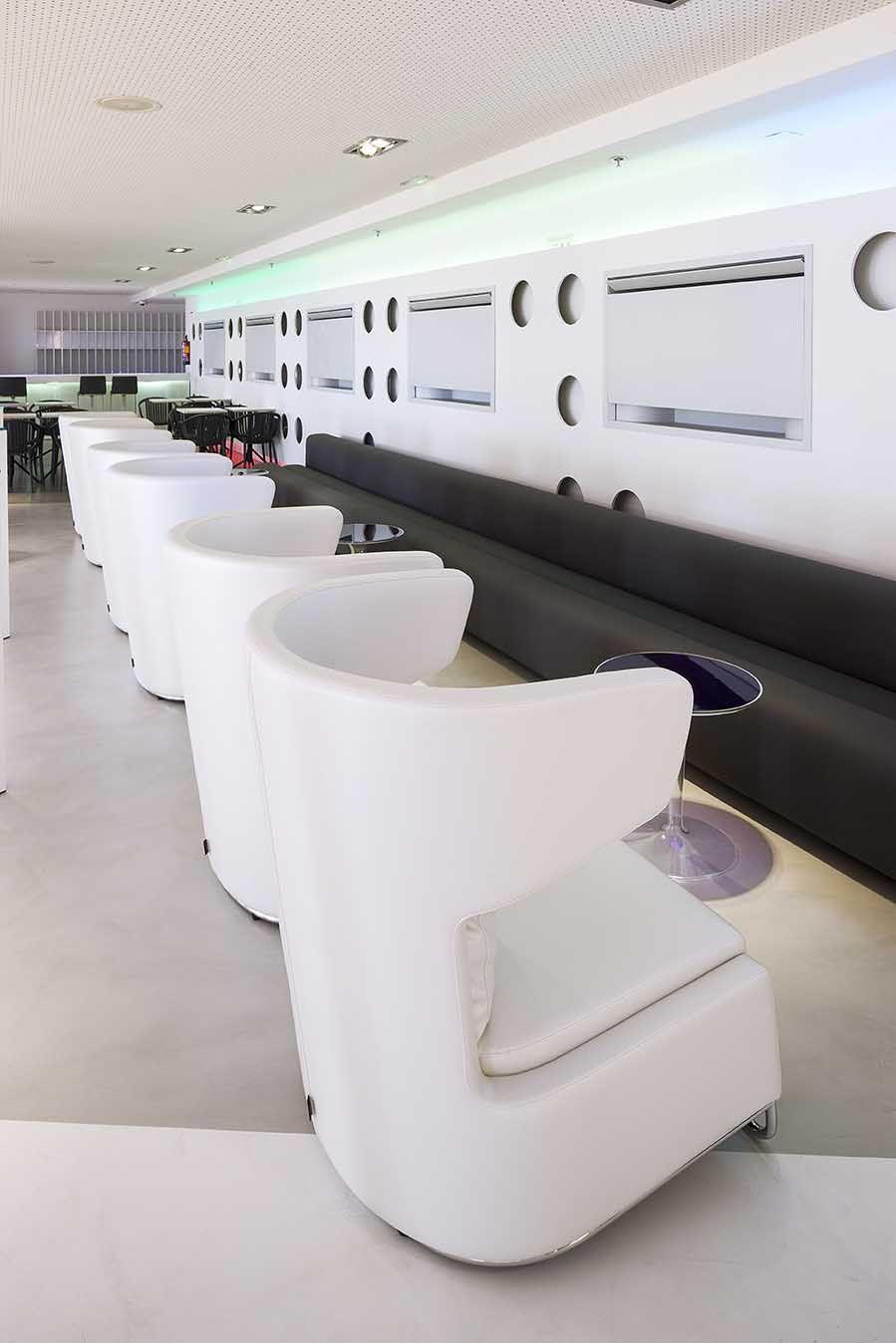 Espacio Aretha Ha Colaborado En El Mobiliario Del Hotel Marriot  # Muebles Requena Requena