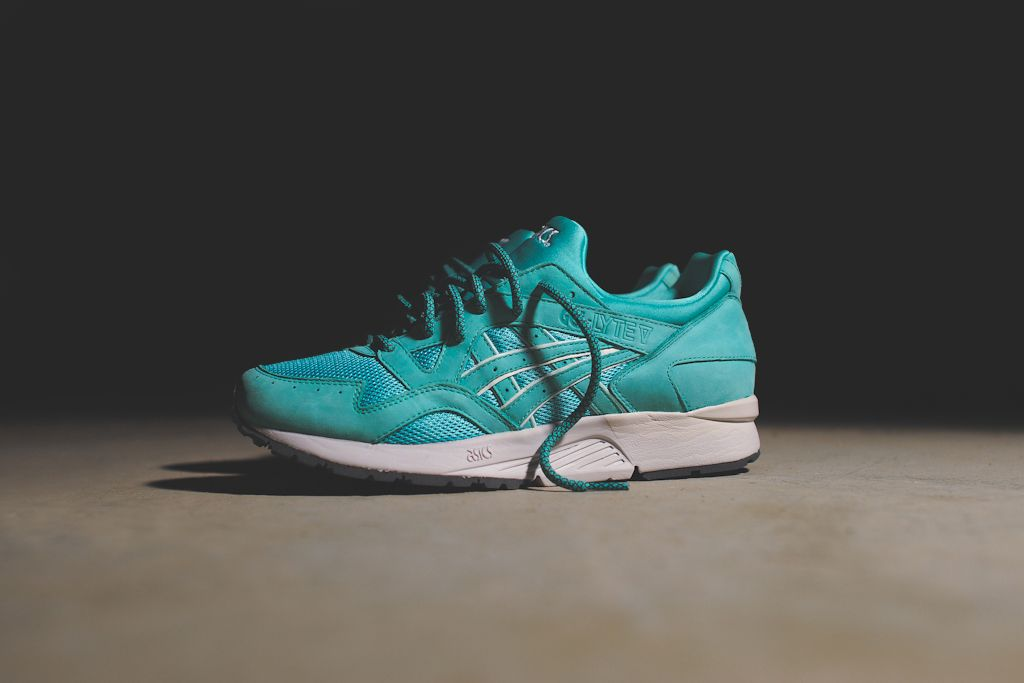 Ronnie Fieg X Asics Gel Lyte V Mint Leaf And Cove Official
