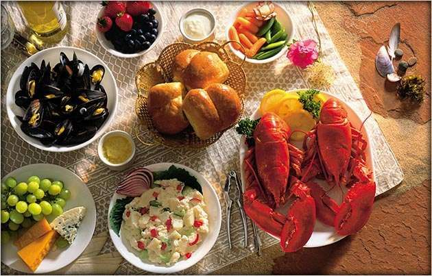 PEI Lobster Supper