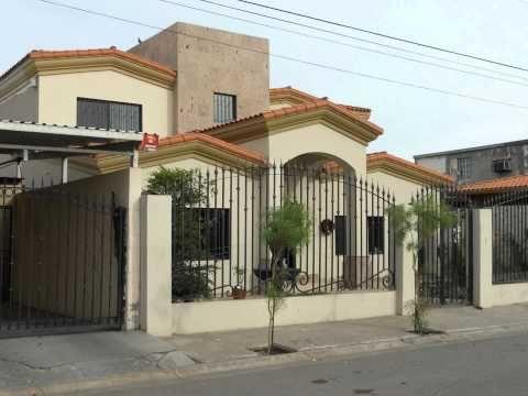 Casas con teja youtube fachada en 2019 casas con for Fachada de casas modernas con tejas