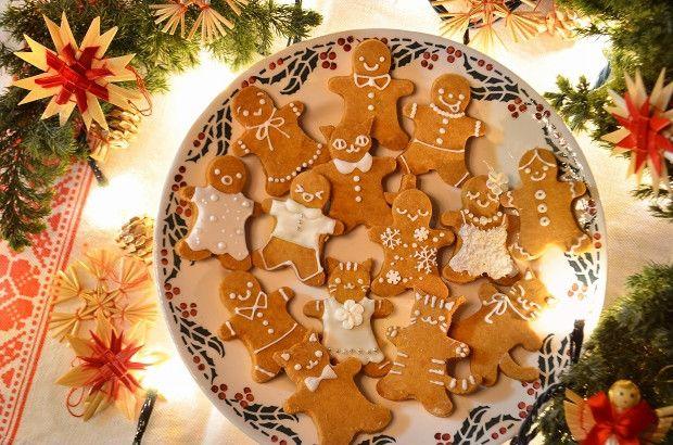 ジンジャーニャンクッキー|かわいいと猫がいっぱい♪ Lauraのスイーツ&ハンドメイド